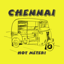 Chennai channi T-Shirt