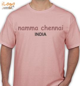 channi - T-Shirt