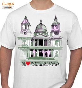 kolkata - T-Shirt