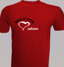 walkand-madison- T-Shirt