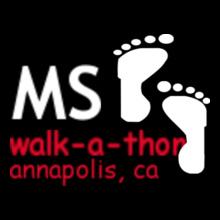 ms-walk-a-thon- T-Shirt