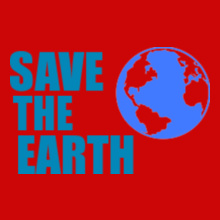 save-the-earth- T-Shirt