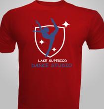 Dance Superior-Dance-Studio- T-Shirt