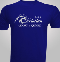 Youth Group CA-Christian T-Shirt