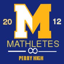 Club Mathletes-and-new-year T-Shirt