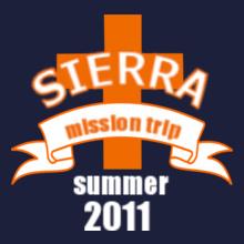Charity run/walk Sierra-Mission-and-Trip T-Shirt