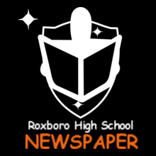 Club Roxboro-and--Newspaper T-Shirt