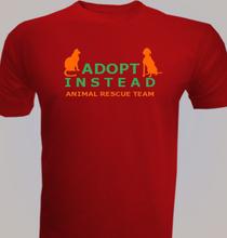 adopt-instead- T-Shirt