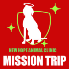Animal-Clinic-Mission-and-Trip T-Shirt