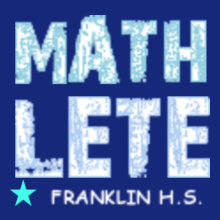 Club Mathlete-Franklin-High T-Shirt