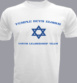 temple youth group - T-Shirt