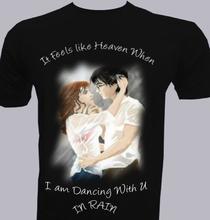 dance-in-rain T-Shirt