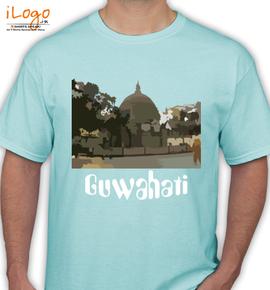 Guwahati - T-Shirt