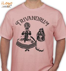 Trivandrum - T-Shirt