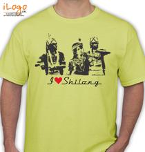 Shillong shilong T-Shirt