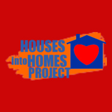Charity run/walk Houses-Into-Homes-Project T-Shirt