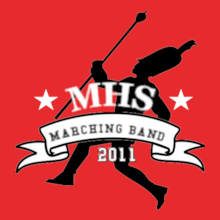 MHS-Marching-Band- T-Shirt
