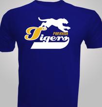 Baseball --Tigers T-Shirt