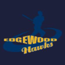 Baseball wood-and-Hawks T-Shirt