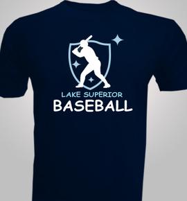 Superior-Baseball - T-Shirt