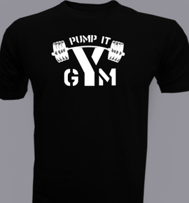 Pump It Gym - T-Shirt