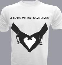 OM-and-CROSS-t-shirt T-Shirt