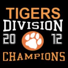 Tigers-Football T-Shirt