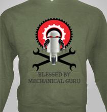 Engineering MECHANICAL-GURU T-Shirt
