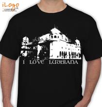 Ludhiana Ludhiana T-Shirt