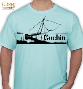 cochin - T-Shirt
