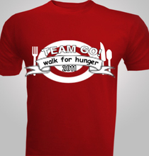 Team-Walk-for-Hunger T-Shirt