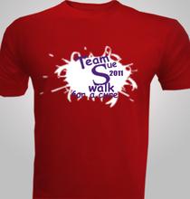Team-Walk-for-a-Cure T-Shirt