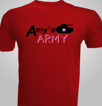 Amys-Army T-Shirt