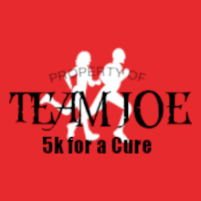 Charity run/walk K-for-a-and-Cure T-Shirt