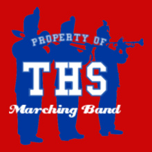 THS-Marching-Band- T-Shirt