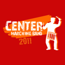 Center-Marching-Band- T-Shirt