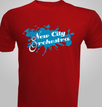 New-City-Orchestra- T-Shirt