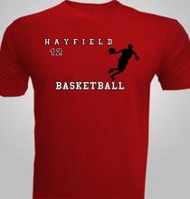 Basketball basketball-and-teams-two T-Shirt