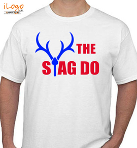 STAG - T-Shirt