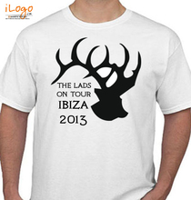 Stag Party STAG T-Shirt