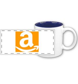 amazon mug - 2 Tone Mug