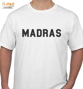 madras - T-Shirt