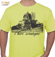 Srinagar srinagar T-Shirt