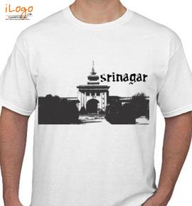 srinagar - T-Shirt