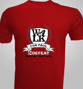 Muscular-Dystrophy-Walk - T-Shirt