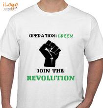 Green Revolution T-Shirts