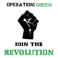 Green Revolution JOINREVOL T-Shirt