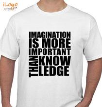 Quotes IMAGINATION T-Shirt