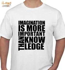 IMAGINATION - T-Shirt