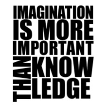 Quotes IMAGINATION T-Shirt
